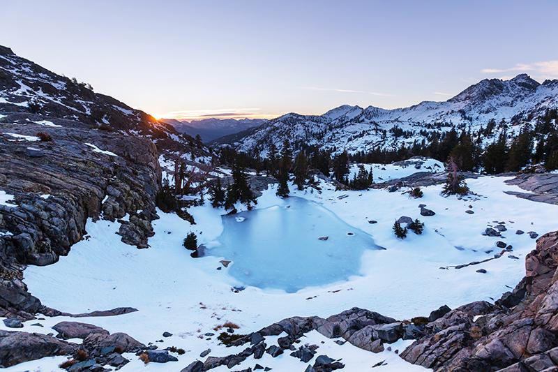Las mejores rutas con raquetas de nieve