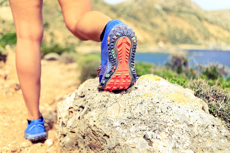 Calzado adecuado para salir a correr en invierno